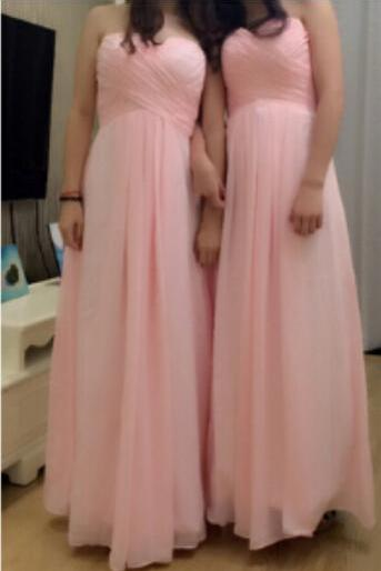 Bridesmaid Dress,Long Bridesmaid Dress, 2016 Bridesmaid Dress,Sweetheart Bridesmaid Dress,Wedding Party Dresses,Sequins Party Dress, Evening Dress,Prom Dress, Chiffon Bridesmaid Dress,Pageant Dress,Celebrity Dress